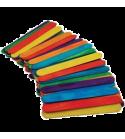 Craft Sticks - 11 cm Colored