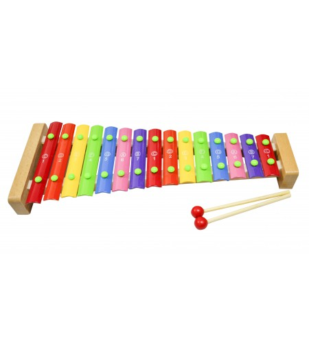 Small Xylophone - 15 key notes