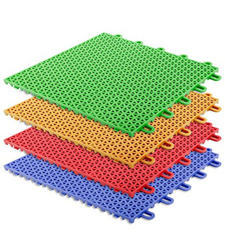Interlocking Tiles